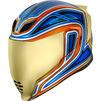 Icon Airflite El Centro Motorcycle Helmet & Visor Thumbnail 4