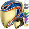 Icon Airflite El Centro Motorcycle Helmet & Visor Thumbnail 2