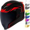 Icon Airflite Crosslink Motorcycle Helmet & Visor Thumbnail 1
