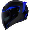 Icon Airflite Crosslink Motorcycle Helmet & Visor Thumbnail 9