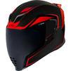 Icon Airflite Crosslink Motorcycle Helmet & Visor Thumbnail 4