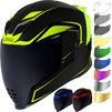 Icon Airflite Crosslink Motorcycle Helmet & Visor Thumbnail 2