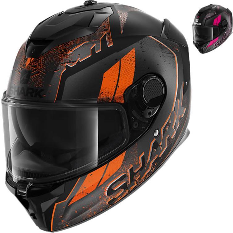 Shark Spartan GT Ryser Motorcycle Helmet