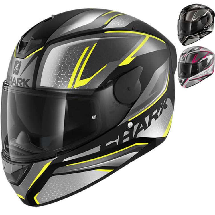 Shark D-Skwal 2 Daven Motorcycle Helmet