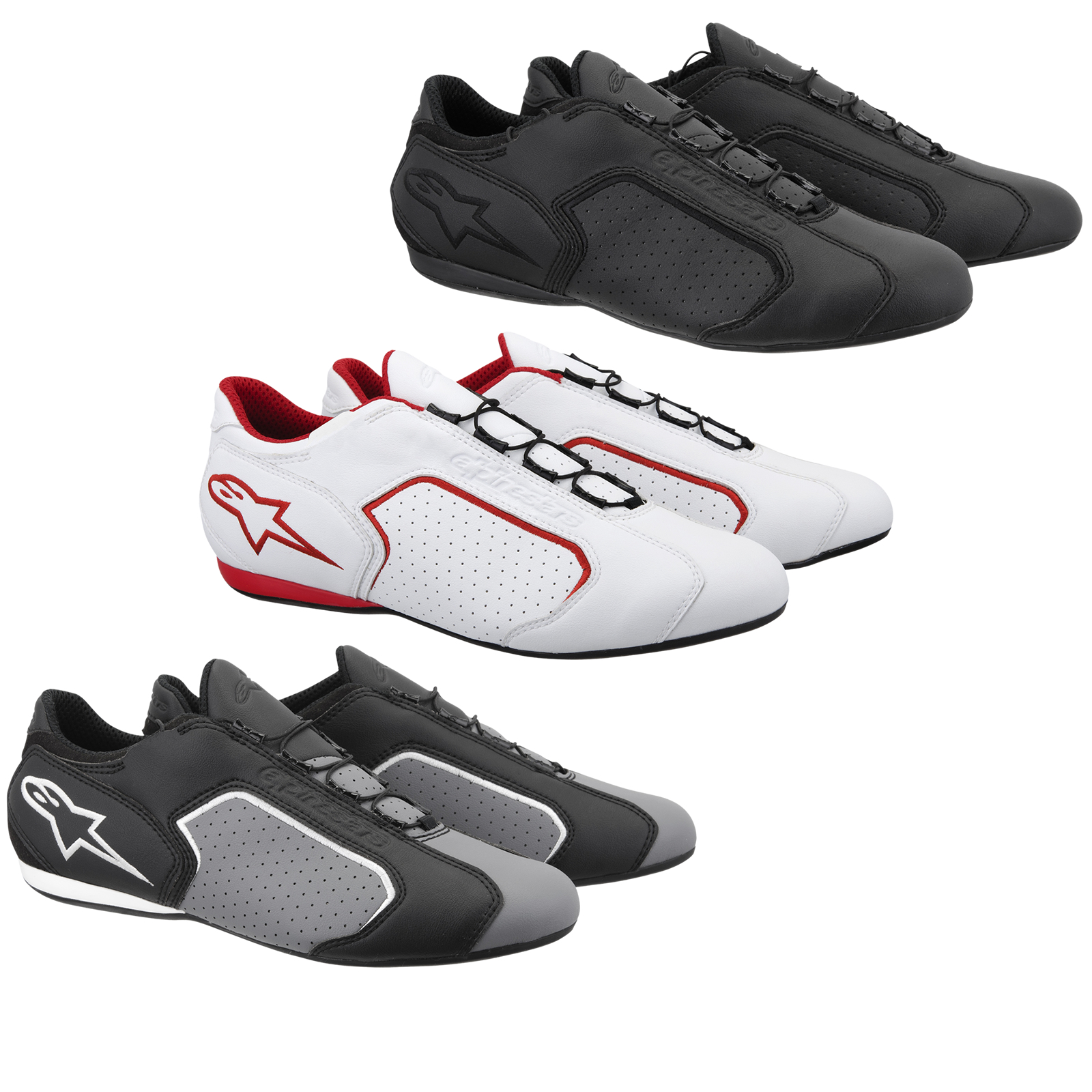 Alpine Motorcycle Gear >> Alpinestars Montreal Sport Shoes - Boots - Ghostbikes.com