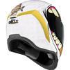 Icon Airform Grillz Motorcycle Helmet & Visor Thumbnail 6