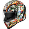 Icon Airform Buck Fever Motorcycle Helmet & Visor Thumbnail 4