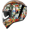 Icon Airform Buck Fever Motorcycle Helmet & Visor Thumbnail 5