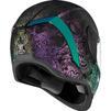 Icon Airform Chantilly Opal Motorcycle Helmet & Visor Thumbnail 8