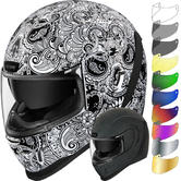 Icon Airform Chantilly Motorcycle Helmet & Visor