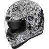 Icon Airform Chantilly Motorcycle Helmet & Visor Thumbnail 4