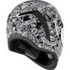 Icon Airform Chantilly Motorcycle Helmet & Visor Thumbnail 8