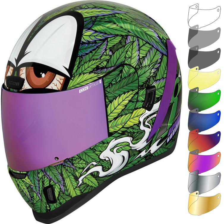 Icon Airform Ritemind Motorcycle Helmet & Visor
