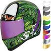 Icon Airform Ritemind Motorcycle Helmet & Visor Thumbnail 2