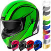 Icon Airform Conflux Motorcycle Helmet & Visor Thumbnail 1