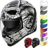 Icon Airform Sacrosanct Motorcycle Helmet & Visor