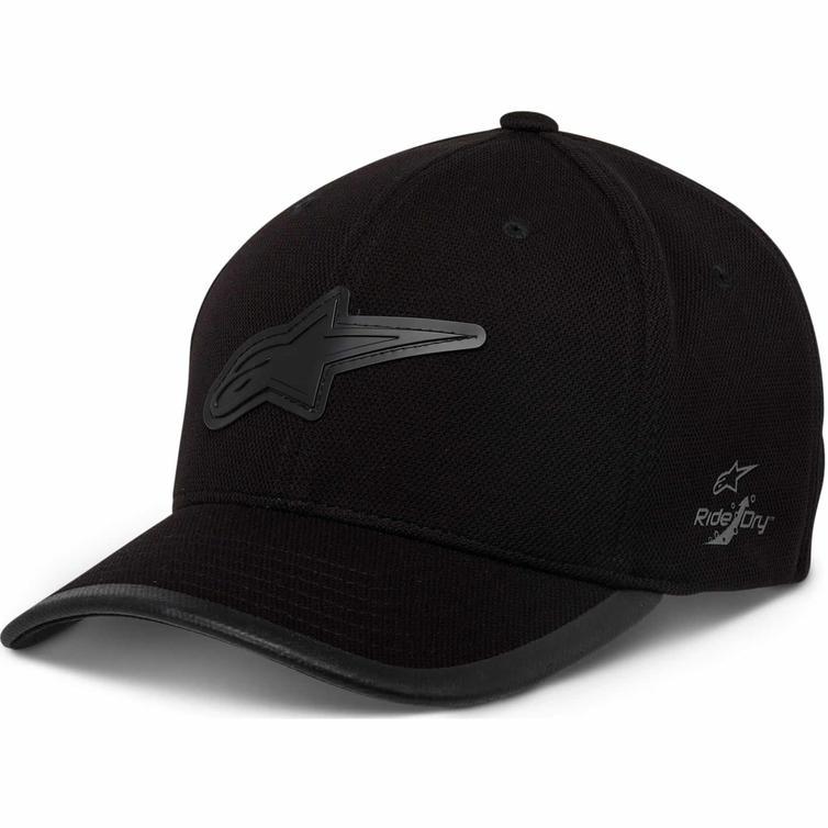 Alpinestars Water Repellent Tech Baseball Cap - Ride Dry