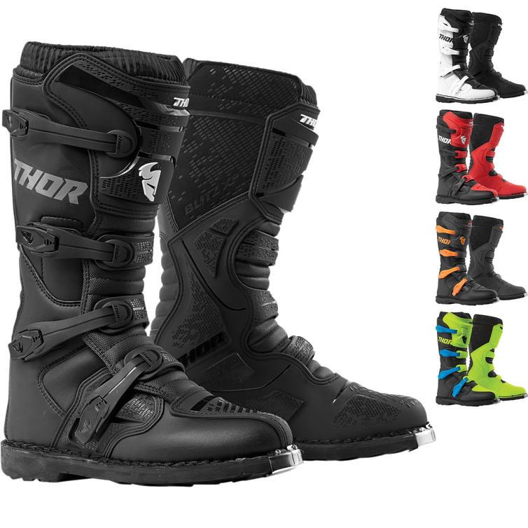 Thor Blitz XP Motocross Boots