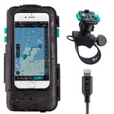 """Ultimateaddons One Box Waterproof Tough Case and Mount Kit for Apple iPhone 6 6S 7 8 - 4.7"""""""