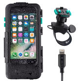 """Ultimateaddons One Box Waterproof Tough Case and Mount Kit for Apple iPhone 6 6S 7 8 Plus - 5.5"""""""
