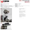 Scorpion Car Exhaust Cat-Back System (Non-Resonated) Carbon Fibre Ascari - BMW M140i Non-GPF Model 2016 - 2018 Thumbnail 8