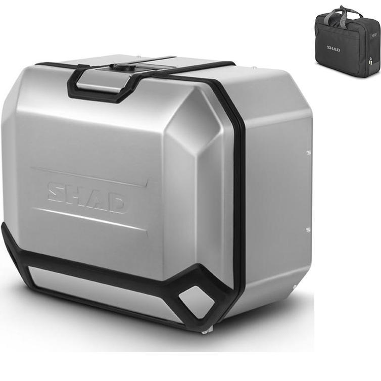 Shad TR47L Terra 4P Aluminium Side Case 47L Left