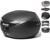 Shad SH39 Top Case 39L Carbon