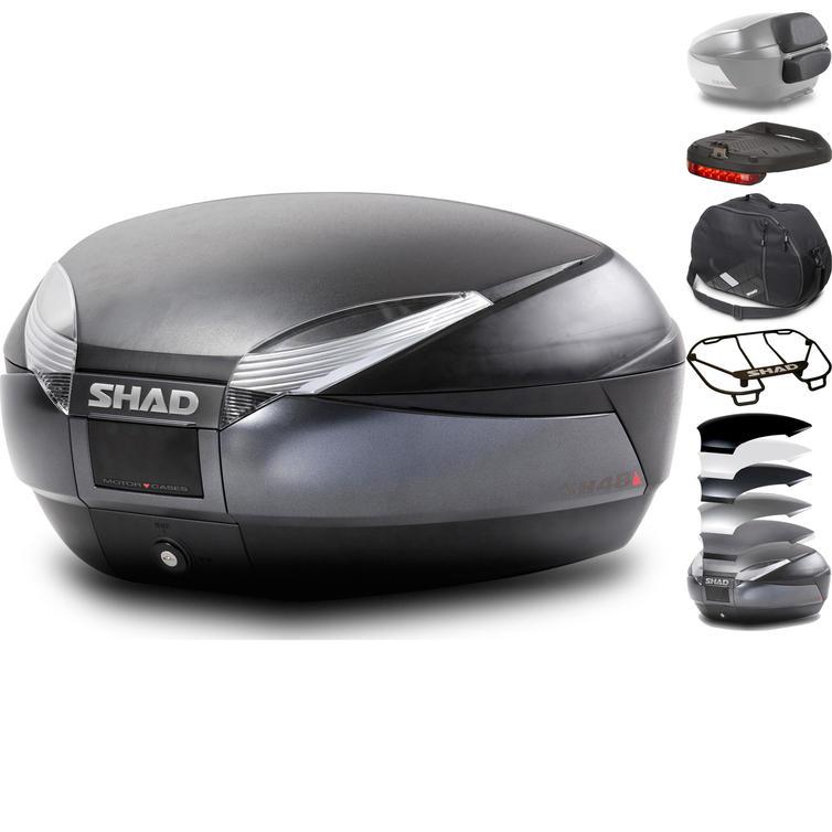 Shad SH48 Top Case 48L Dark Grey