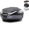 Shad SH48 Top Case 48L Dark Grey with Backrest and Carbon Cover Thumbnail 1