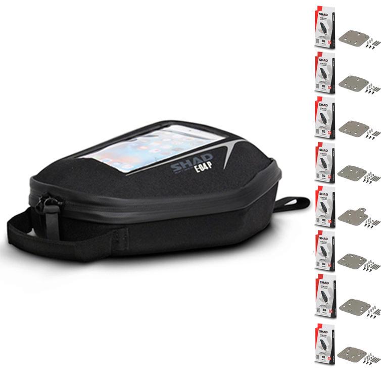 Shad E04P Pin System Tank Bag 3L