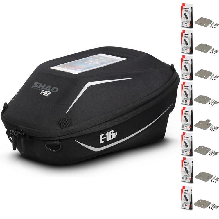 Shad E16P Pin System Tank Bag 15L