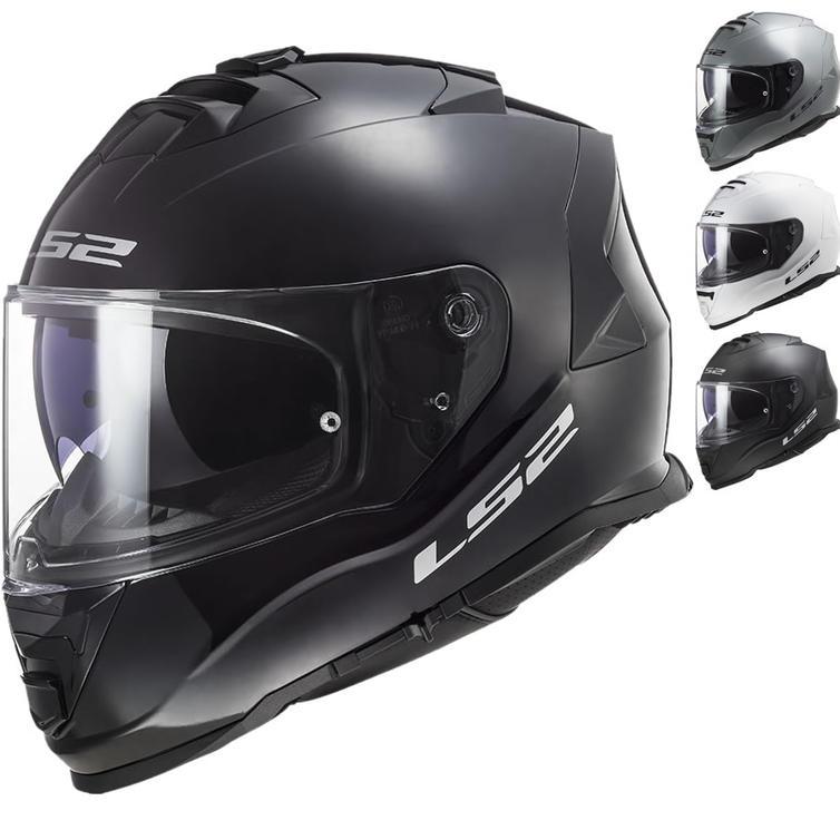 LS2 FF800 Storm Solid Motorcycle Helmet