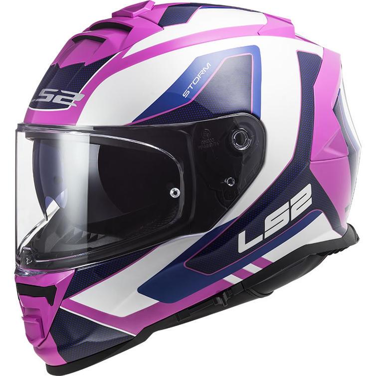 LS2 FF800 Storm Techy Motorcycle Helmet