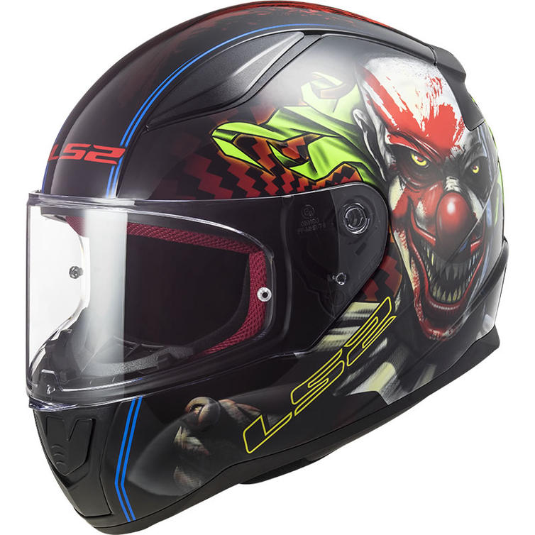 LS2 FF353 Rapid Happy Dreams Motorcycle Helmet