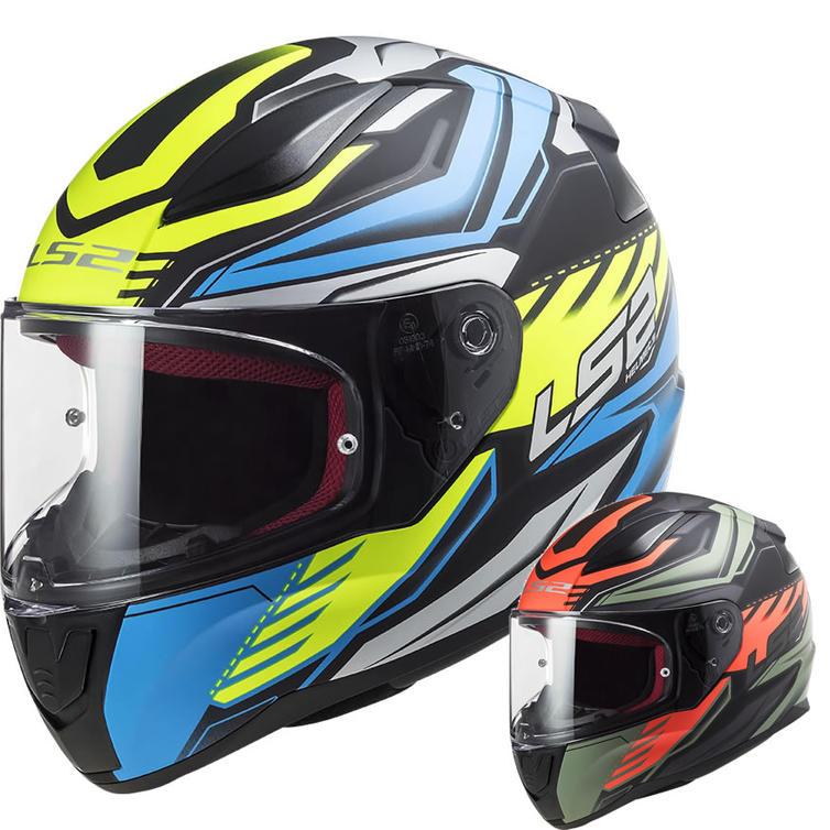 LS2 FF353 Rapid Gale Motorcycle Helmet