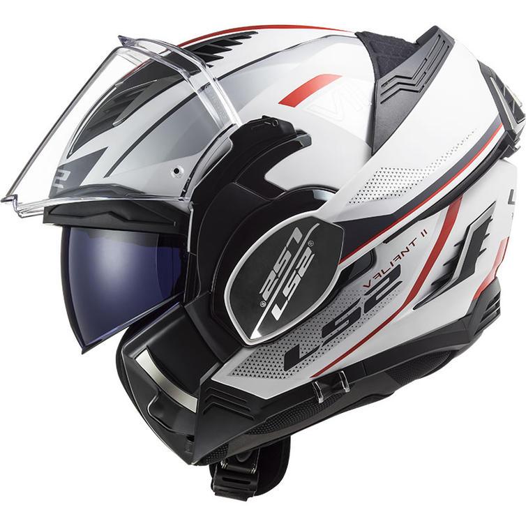 LS2 FF900 Valiant 2 Hub Flip Front Motorcycle Helmet
