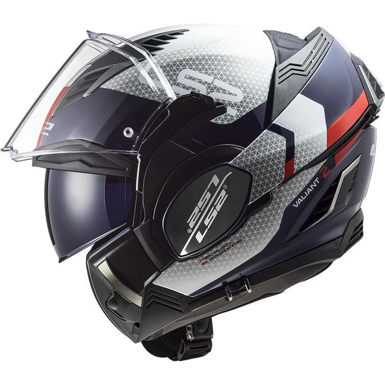 LS2 FF900 Valiant 2 Citius Flip Front Motorcycle Helmet