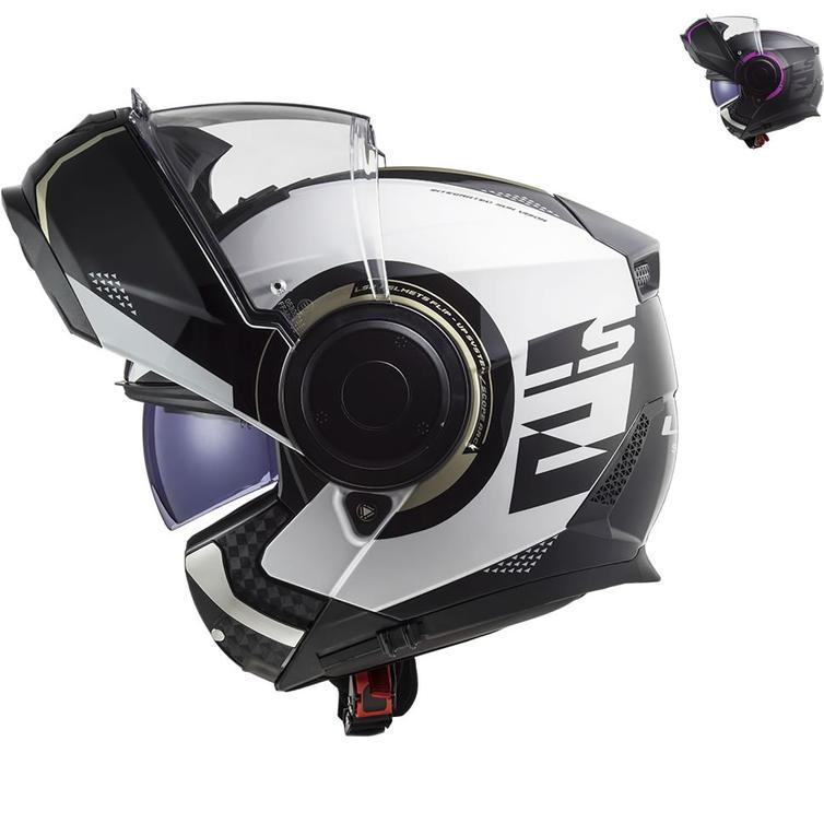 LS2 FF902 Scope Arch Flip Front Motorcycle Helmet