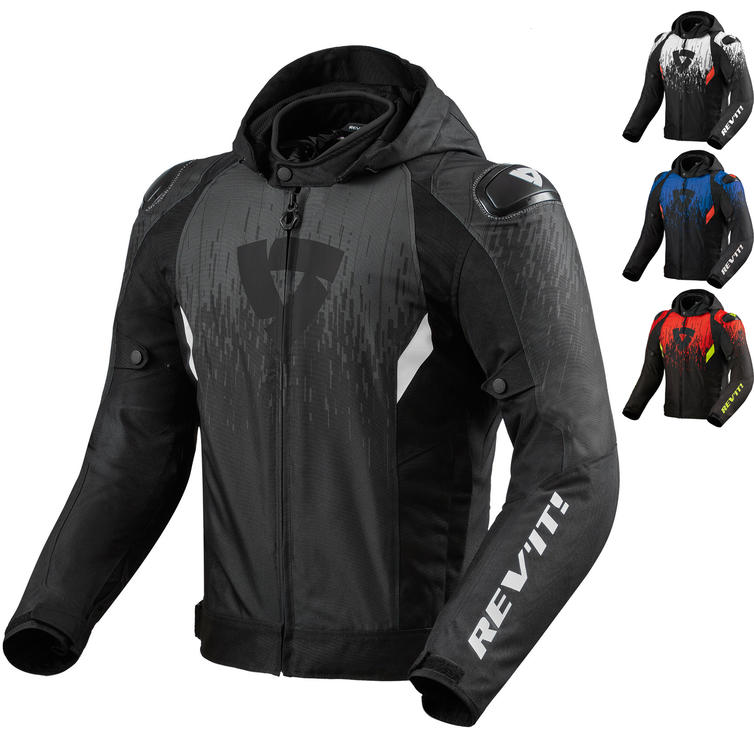 Rev It Quantum 2 H2O Motorcycle Jacket