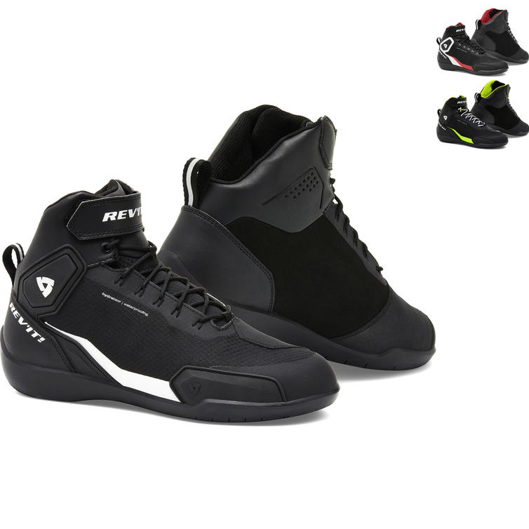 Rev It G-Force H2O Motorcycle Shoes