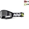 100% Strata Mini Motocross Goggles Thumbnail 2