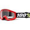 100% Strata Mini Motocross Goggles Thumbnail 4