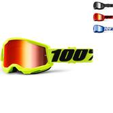 100% Strata 2 Mirror Motocross Goggles