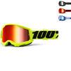 100% Strata 2 Mirror Motocross Goggles Thumbnail 1