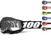100% Accuri 2 Clear Motocross Goggles Thumbnail 2