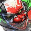 LS2 FF353 Rapid Happy Dreams Motorcycle Helmet & FREE Visor Thumbnail 8