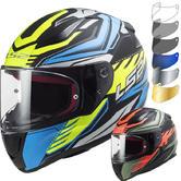 LS2 FF353 Rapid Gale Motorcycle Helmet & Visor