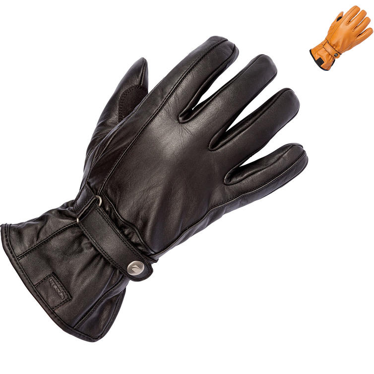 Spada Free Ride CE WP Leather Motorcycle Gloves