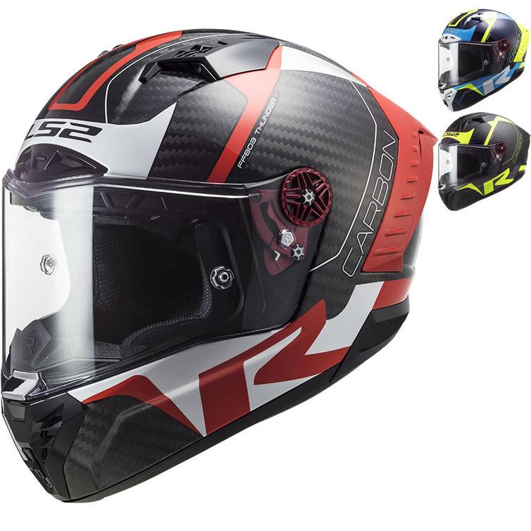 LS2 FF805 Thunder C Racing 1 Motorcycle Helmet