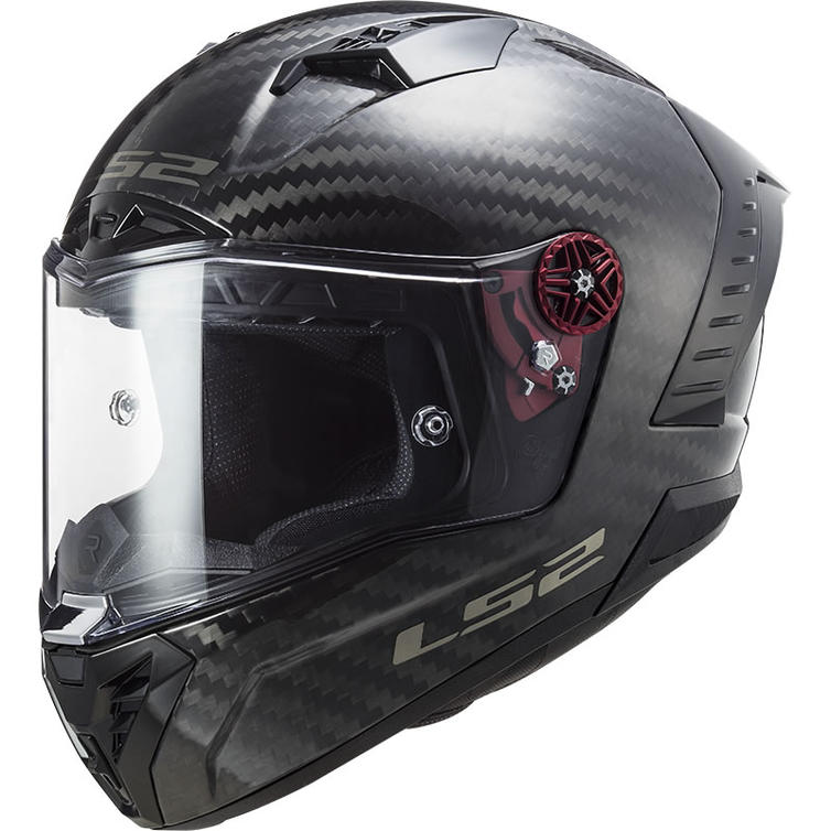 LS2 FF805 Thunder C Solid FIM Motorcycle Helmet
